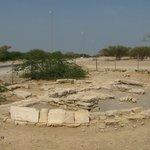 kleineres Grab aus der Umm-an-Nar - Zeit an der Archeology Road