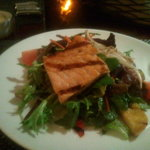 Second Course - Salmon Salad