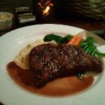 Main Course - NY Steak