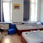 Hostel Absteige Foto