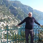 Phillipe at Positano