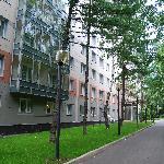 Foto de Hotel Aminevskaya