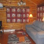 Cream Creek Living Room
