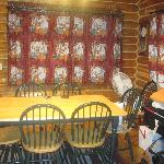 Cream Creek Dining Area