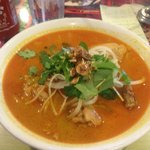 Red Curry Chicken and Vermicelli