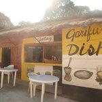 Garifuna Dish Cafe Gotay