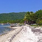 Strand beim GH
