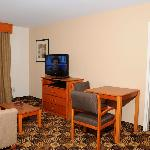 Holiday Inn Express & Suites,Bainbridge, GA offers a Two Room Feature Suite that provides guest