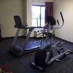 Super 8 Fitness Center