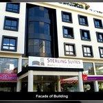 Chalet Sterling, Suite Hotel