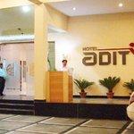 Foto de Hotel Adityaz