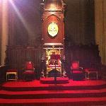 cathedra de l'archevêque