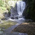Piroa falls and swimming holes, 20 mins drive.