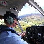 Approach to Queenstown