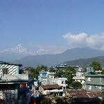 mountain  view  from  Bindhyabasini