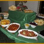 Buffet de Noël 2011