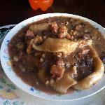 Curlene's Pea Soup