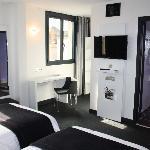 HOTEL BRIVE EQUIPEMENT CHAMBRE