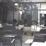 HOTEL BRIVE PATIO
