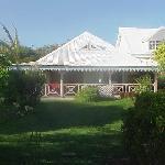 chambre sur jardin hostellerie