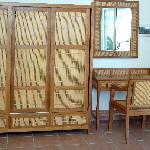 mobilier bungalow hostellerie