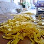 home made pasta!