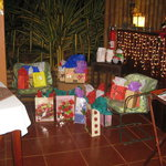 The Christmas gifts