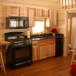 We have basic cottages and cabins with amenities