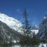 tre cime di lavaredo, sulla strada da Dobbiaco a Cortina