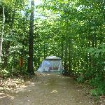 Private sites for Tenting or RV's