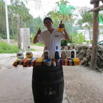 Our tequila tour guide