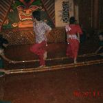 Tinikling Bamboo Dance