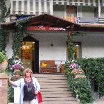 """""""La Coccinella"""", main entrance"""