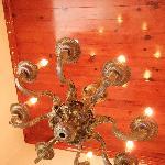 beutiful cedar ceilings