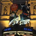 Criterion Theatre - 39 steps