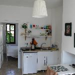 Lounge/ kitchenette