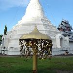 Main Temple in Maehongsorn city.