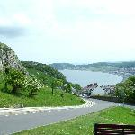 Llandudno from the Orme
