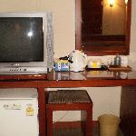 TVと冷蔵庫