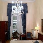 Hotel Room mit Balcony