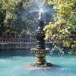 Fountain at the Ayn Zeliha Golu