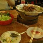 カンボジアンBBQ、Queen's BBQ Restaurant $8で食べ放題