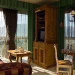 Appartement avec vue sur la chaîne des Pyrénées