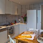 cuisine appartements 6 personnes