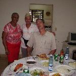 Le souper chez tante Rita
