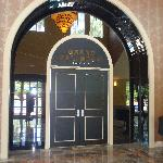 one of the 4 ballroom entrances