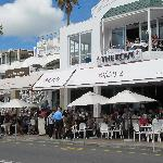 Camps Bay bars and restaurants