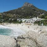 Glen beach - next to Camps Bay beach