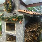 Boquete Panama Fireplace Necessito?