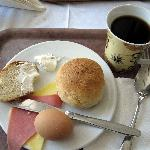My breakfast...